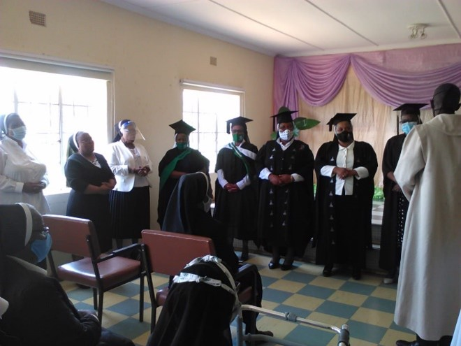 Congregation Congratulates the 2020 Sister Graduates